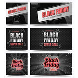 100 - Black Friday Facebook Banners - photoshop action