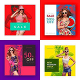 20 - Fashion Instagram Banners - photoshop action