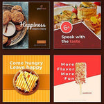 30 - Food Instagram Banners - photoshop action