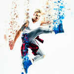 4 in 1 Dispersion Photoshop Action - watercoloraction