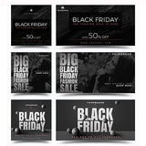 150 - Black Friday Instagram Facebook Banners - watercoloraction