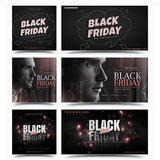 150 - Black Friday Instagram Facebook Banners - photoshop action