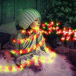 Animated Lights 2 Photoshop Action - watercoloraction
