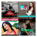 100 - Facebook Banners V1 - photoshop action