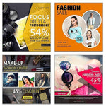 120 – Instagram Banners - photoshop action