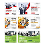 100 - Facebook Business Banners - watercoloraction