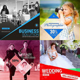 50 - Multipurpose Instagram Banners - photoshop action