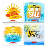 30 - Facebook Creative Banners - watercoloraction
