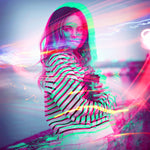 Free Double Color Exposure Photoshop Actions V.3 - photoshop action