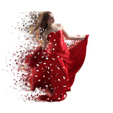 Splatter Dispersion 4 Effect in 1 Action - photoshop action