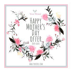 15 - Mothers Day Facebook Banner - watercoloraction