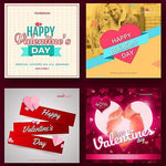 30 - Valentines Day Instagram Banners - photoshop action