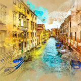 Watercolor 2 Artist Photoshop Action - watercoloraction