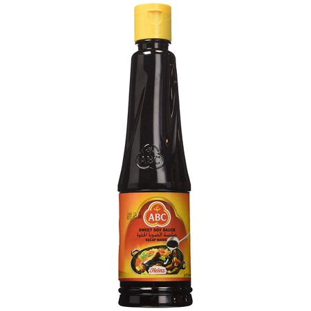 ABC Kecap Manis (Sweet Soy Sauce) 600ml - Asian Online Superstore UK