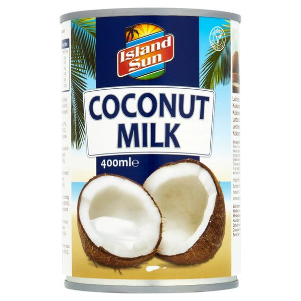 Island Sun Coconut Milk 400ml - Asian Online Superstore UK