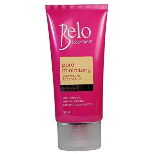 Belo Essentials Pore Minimizing Whitening Face Wash 100ml - Asian Online Superstore UK