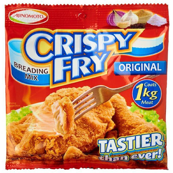 Ajinomoto Crispy Fry Original Breading mix 62g - Asian Online Superstore UK