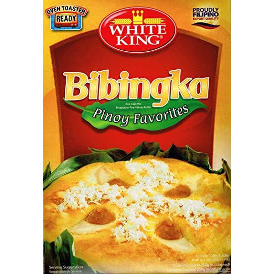 White King Bibingka 500g - Asian Online Superstore UK