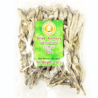 ASEAN Seas Dried Baby Anchovy (Dilis) 100g - Asian Online Superstore UK