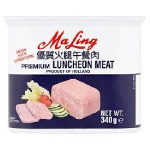 MaLing Luncheon Meat 340g - Asian Online Superstore UK
