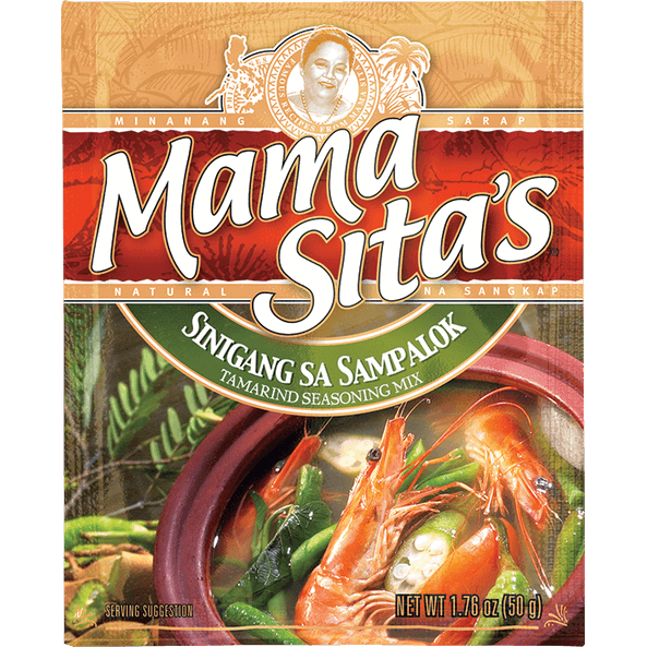 Mama Sita's Sinigang Sa Sampalok Mix 50g - Asian Online Superstore UK