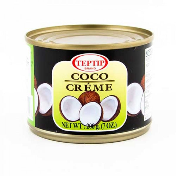 Teptip Coconut Cream 200g - Asian Online Superstore UK
