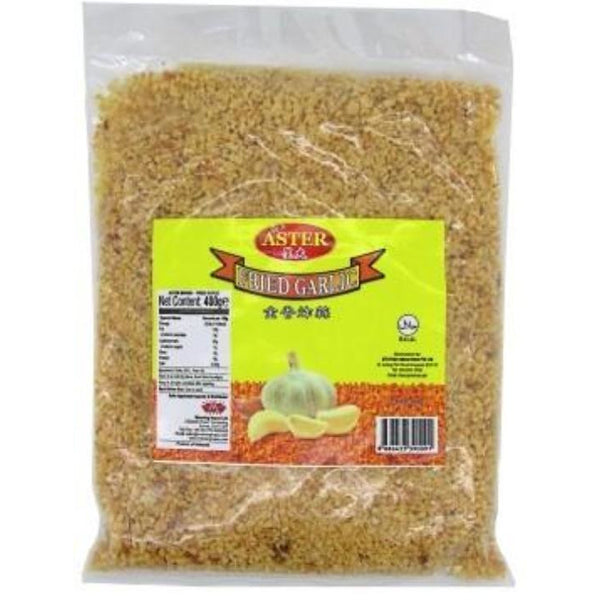 Aster Fried Garlic 400g - Asian Online Superstore UK