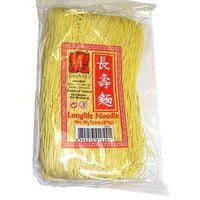 Chang Noodle Long Life (Egg Wheat Noodle) 375g - Asian Online Superstore UK