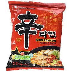 Nongshim Shin Ramyun 120g - Asian Online Superstore UK