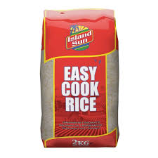 Island Sun Easy Cook Rice 2kg - Asian Online Superstore UK