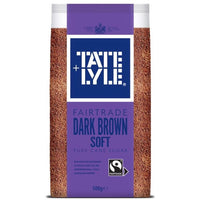 Tate & Lyle Dark Soft Fare Trade Brown Sugar (Pure Cane Sugar) 500g - Asian Online Superstore UK