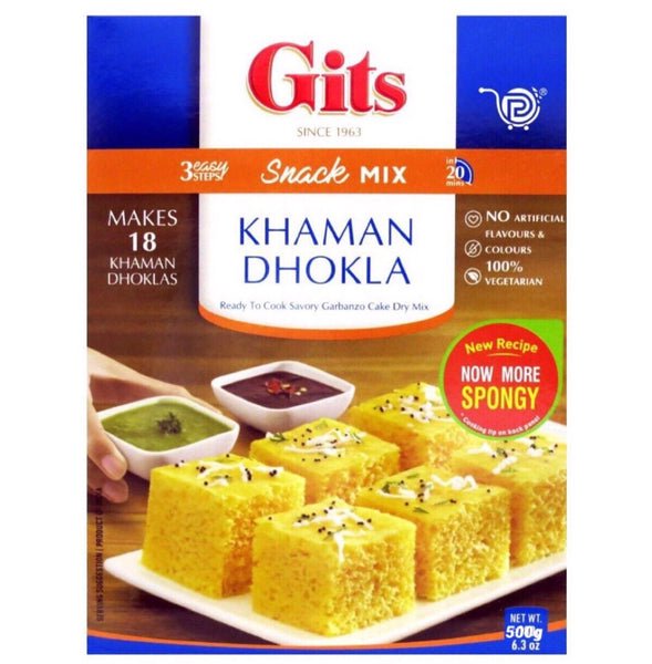 Gits Khaman Dhokla Mix 500g - Asian Online Superstore UK