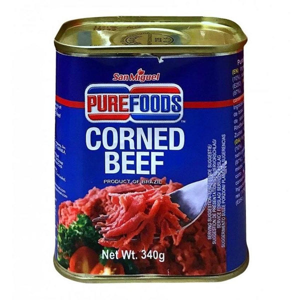 Pure foods Original Corned Beef 340g - Asian Online Superstore UK