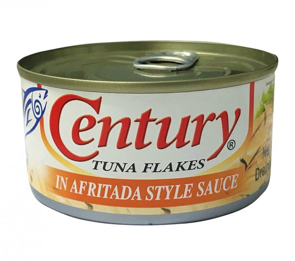 Century Tuna Flakes Afritada Style 12x180g - Asian Online Superstore UK