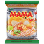 Mama Tom Yum Pork Flavour 60g (BBE: 03-03-21)