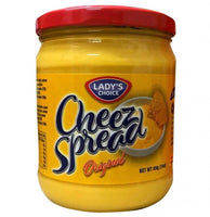 Lady's Choice Cheez Spread Original 454g - Asian Online Superstore UK