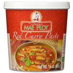 Mae Ploy Red Curry Paste 400g - Asian Online Superstore UK
