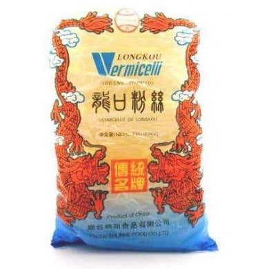 Longkou / Lungkow Vermicelli Glass Noodles 250g - Asian Online Superstore UK