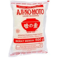 Ajinomoto MSG-Monosodium Glutamate (Umami Seasoning) 500g - Asian Online Superstore UK