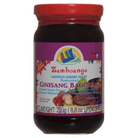 Zamboanga Spicy/HOT Bagoong (Sauteed Shrimp Paste) 250g - Asian Online Superstore UK