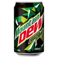 Mountain Dew Citrus Blast 330ml - Asian Online Superstore UK