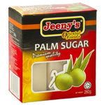 Jeeny's White Palm Sugar (Cubes) 260g - Asian Online Superstore UK