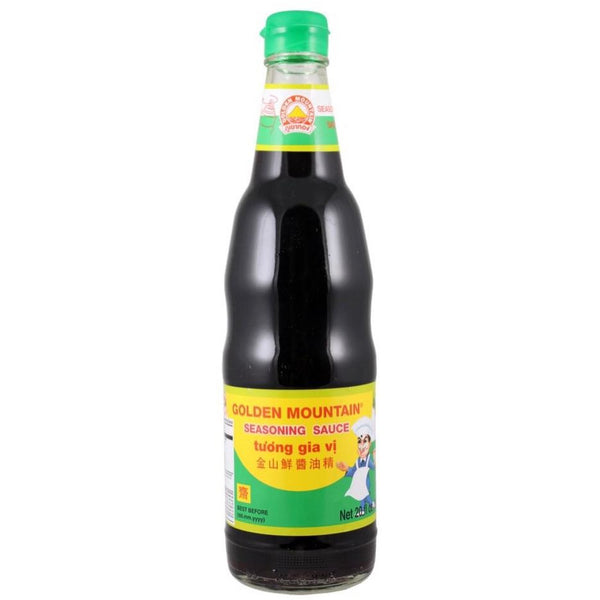 Golden Mountain Seasoning Sauce 600ml - Asian Online Superstore UK