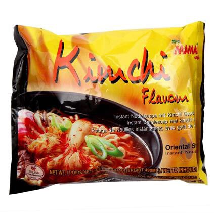 Mama Noodle Korean Udon - Kimchi 90g - Asian Online Superstore UK