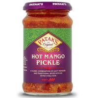 Patak's Hot Mango Pickle 283g - Asian Online Superstore UK