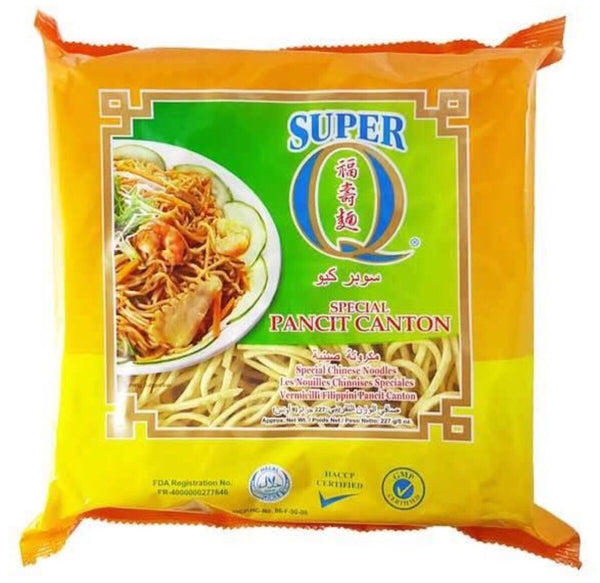 Super Q Pancit Canton Noodles 227g - Asian Online Superstore UK