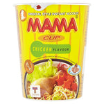 Mama Cup Noodle Chicken Flavour 70g - Asian Online Superstore UK