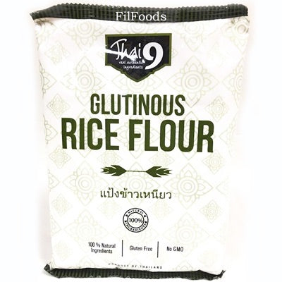 Thai 9 Glutinous Rice Flour 400g - Asian Online Superstore UK