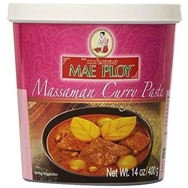Mae Ploy Massaman Curry Paste 400g - Asian Online Superstore UK