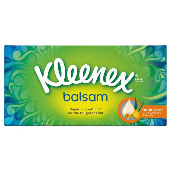 Kleenex Balsam Tissue 64S - Asian Online Superstore UK